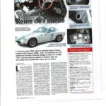 Article La Vie de l'Auto juillet 2016