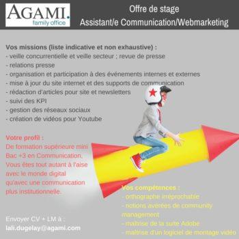 stage Communication Webmarketing