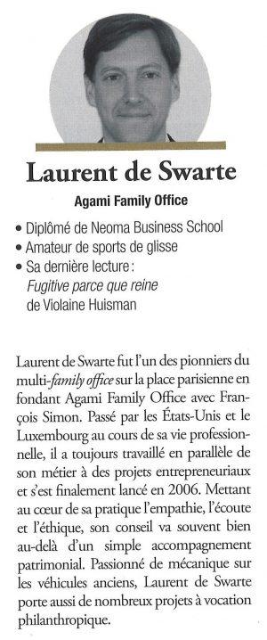 Comment choisir son family office - Laurent de Swarte